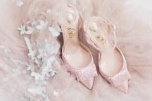 Once Upon a Shoe νυφικες γοβες