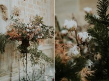 Στολισμος εκκλησιας για χειμωνιατικο γαμο