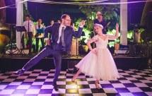 Ρετρο dance floor
