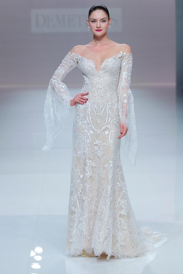 Demetrios νυφικο φορεμα