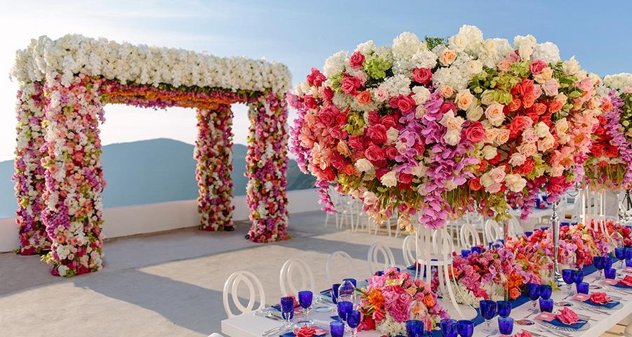 d33051190ae Πως να επιλεξετε τα χρωματα του γαμου σας - Love4Weddings