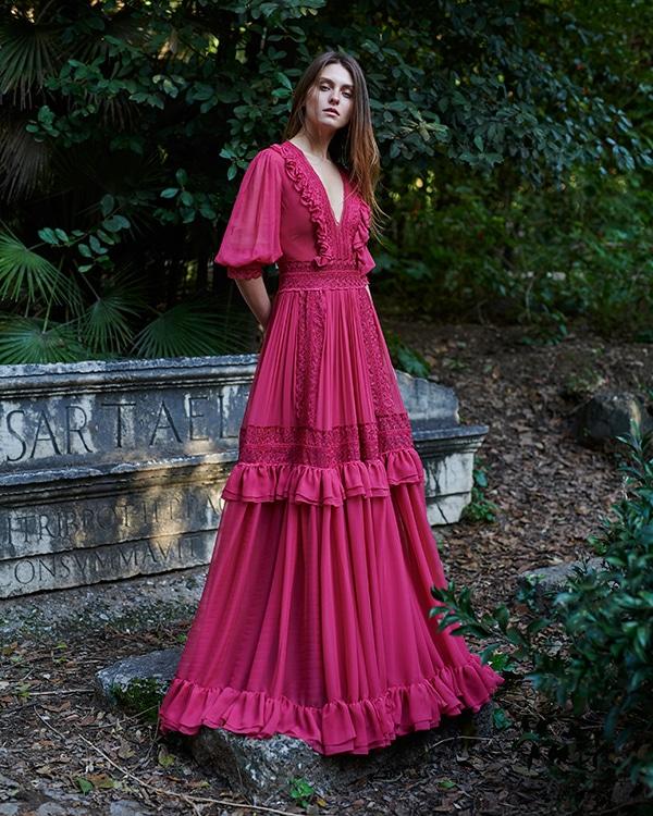 unique-dresses-autumnal-shades-costarellos-pre-fall-collection-2019_16