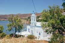 Εκκλησια του Τιμιου Σταυρου, Τηνος