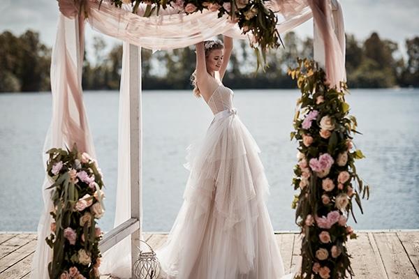 7b402853d95c Ονειρικα ρομαντικα νυφικα φορεματα