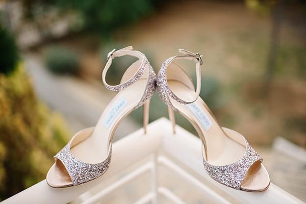 0885358ea7 Glamorous glitter bridal shoes - Love4Weddings
