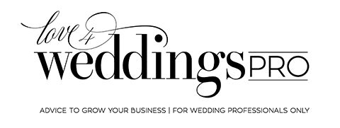 Love4Weddings Pro | For Wedding Professionals Only