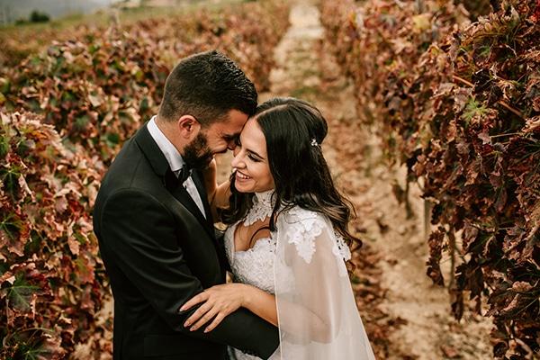 Bohemian Γάμος σε Dusty Pink Αποχρώσεις  1a9c83088d0