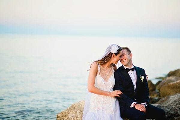 25457a9a89bc Παραμυθένιος γάμος στη Ζάκυνθο