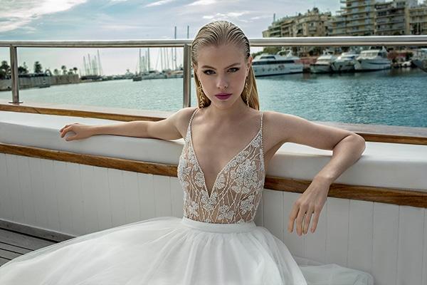 e5ef334f8d11 Ρομαντικα νυφικα φορεματα που θα λατρεψετε | Demetrios
