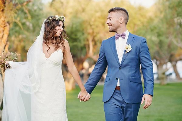 Πανεμορφος boho καλοκαιρινος γαμος στη Σαμο  7cd6a0d7b3a