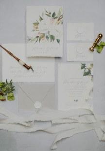 Ρομαντικα προσκλητηρια γαμου