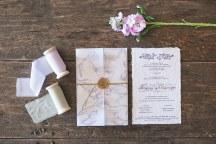 Vintage προσκλητηρια γαμου