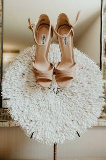 Chic νυφικα παπουτσια