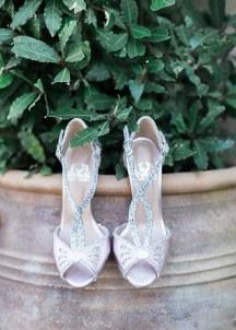 Μοντερνα νυφικα παπουτσια