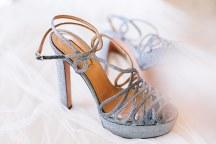 Λαμπερα νυφικα παπουτσια
